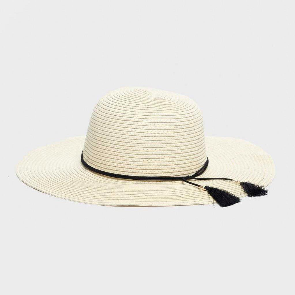 One Earth Womens Floppy Hat Beige