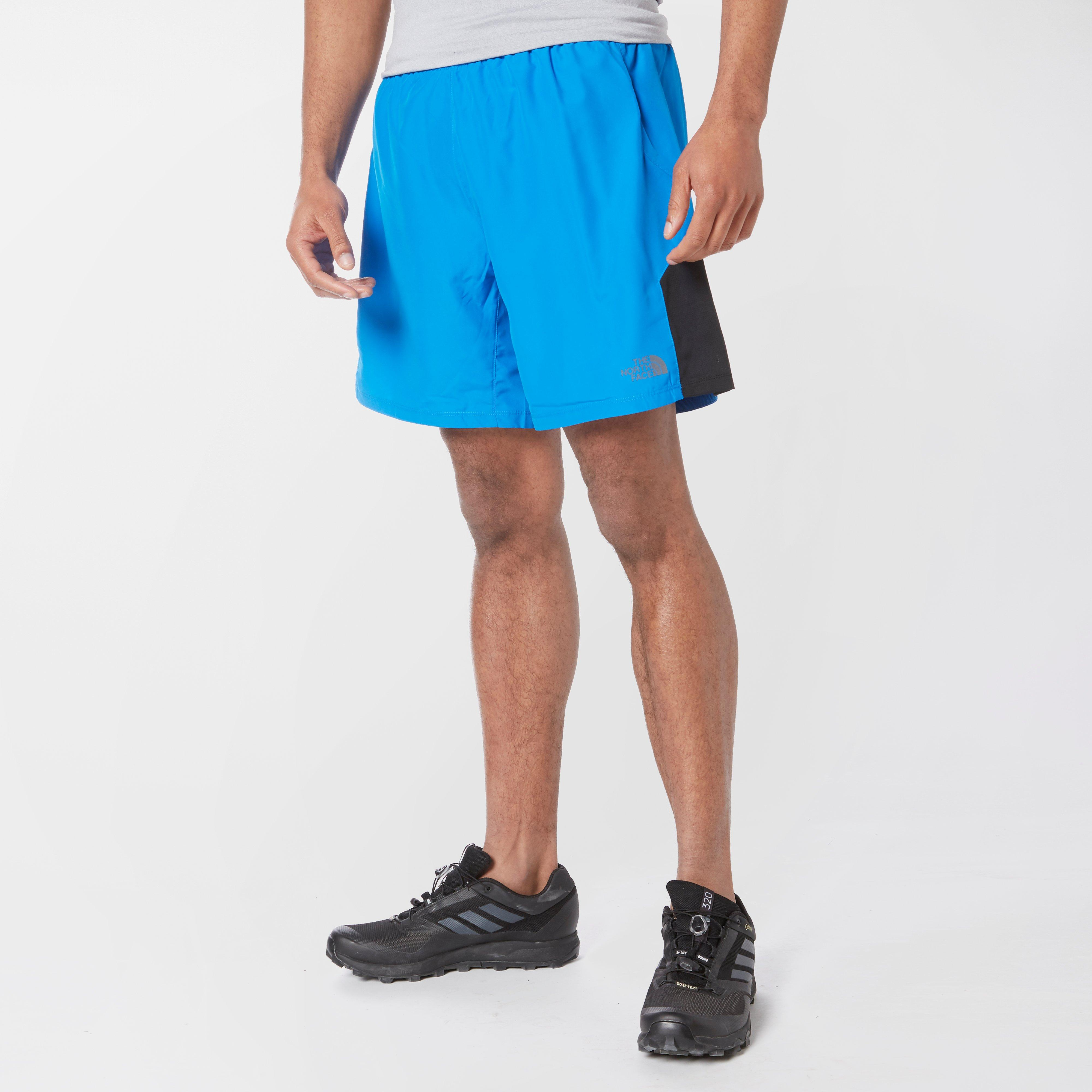 The North Face Mens Ambition Shorts Blue
