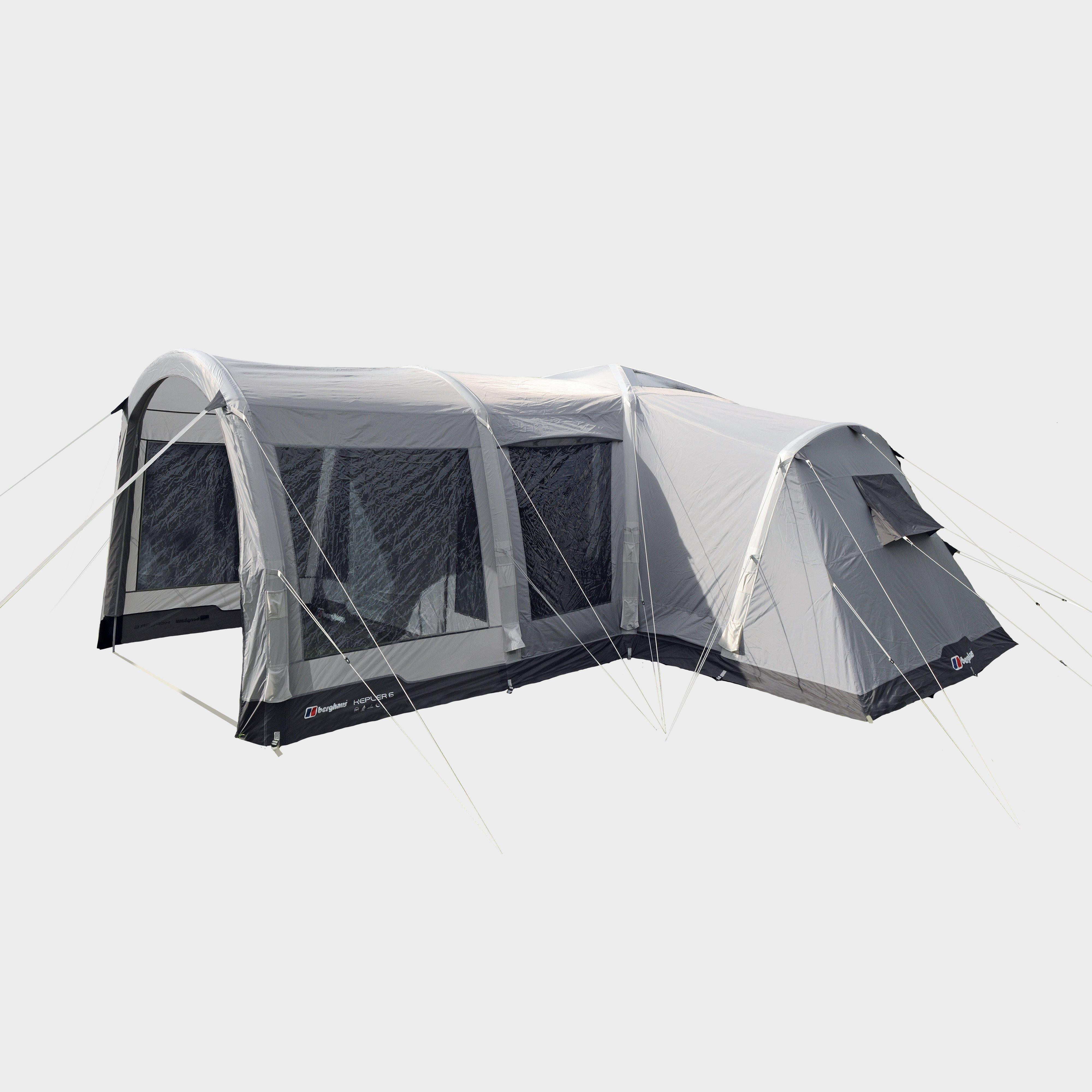 Berghaus Kepler 6 Nightfall Air Tent Grey